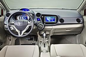2010 Honda Insight interior