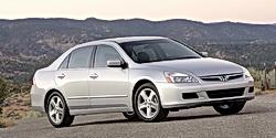 2007 Honda Accord LX Sedan