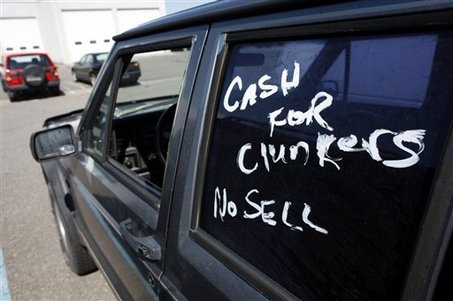 Cash For Clunkers Ca >> Cash For Clunkers – The Morning After | Car Reviews and ...