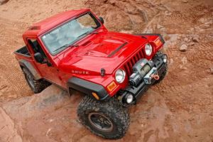 Jeep Scrambler AEV Brute Conversion