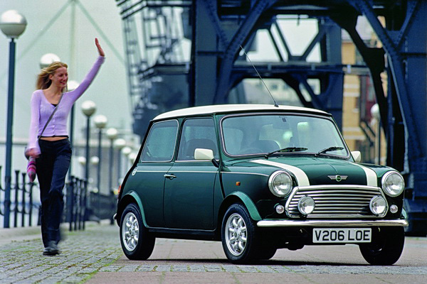 MINI Cooper 50th Anniversary