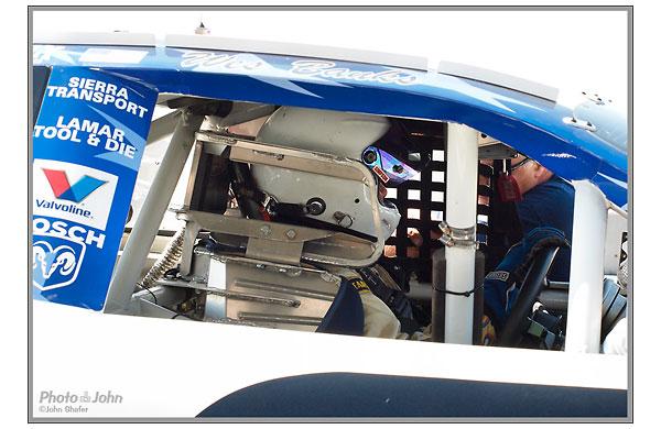 NASCAR Driver - Miller Motorsports Park - Salt Lake City, Utah