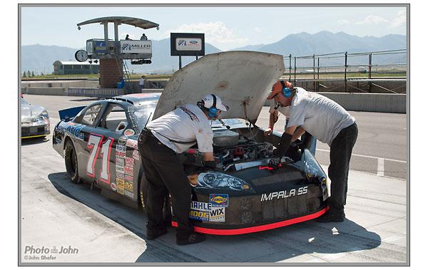 NASCAR - Miller Motorsports Park - Salt Lake City, Utah
