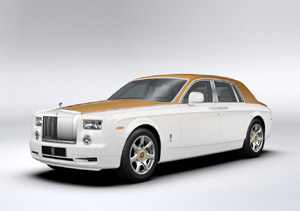 Rolls-Royce Phantom Bespoke Collection