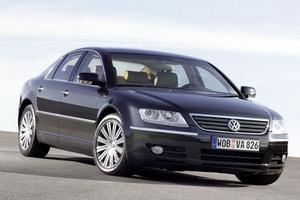 VW Phaeton V12