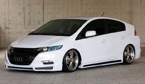 Zues Honda Insight
