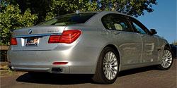 2009 BMW 750Li Sedan