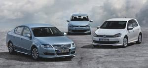 VW BlueMotion cars