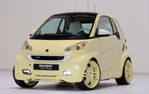 Brabus smart car