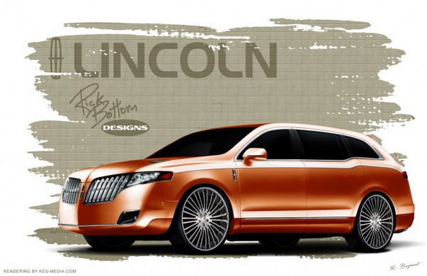 2010 lincoln mkt panache by rick bottom designs