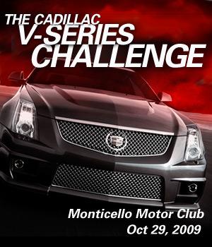 Cadillac V-Series Challenge