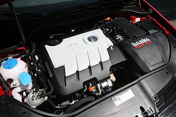 how to get more performance out of tdi engine
