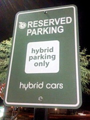 hybrid-parking-only
