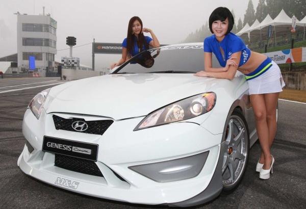 M&S Hyundai Genesis Coupe