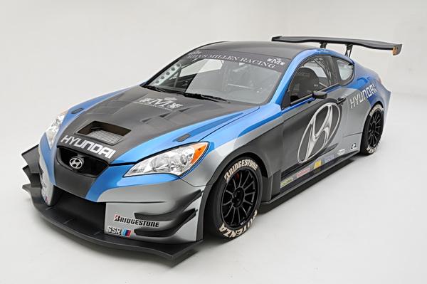 Rhys Millen Racing Hyundai Genesis Coupe