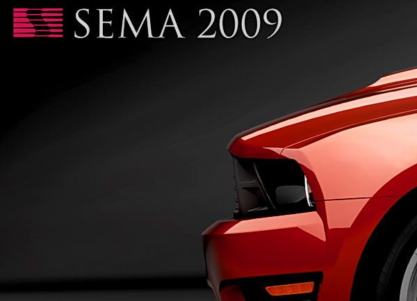 Saleen SEMA 2009