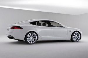 Tesla S Sedan