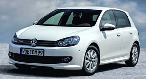 VW BlueMotion Golf