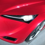Toyota FT-86 Concept front headlamp