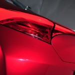 Toyota FT-86 Concept rear taillight