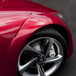 Toyota FT-86 Concept wheel