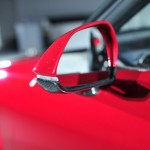 Toyota FT-86 Concept side view mirror