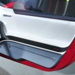 Toyota FT-86 Concept door panel