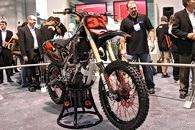 Toyota JGRMX Concept Bike