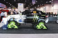 Ken Block Monster Subaru