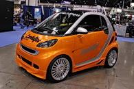 2009 SEMA smart car