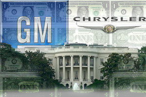 GM Chrysler bailout