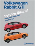 Bentley Publishers VW Rabbit, GTI