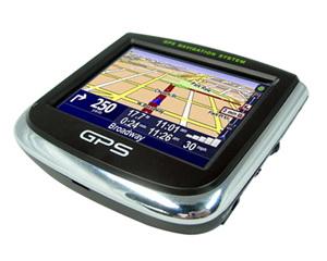 3.5 inch portable GPS