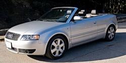 2006 Audi A4 Cabriolet
