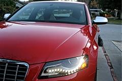2010 Audi S4 LED DRL