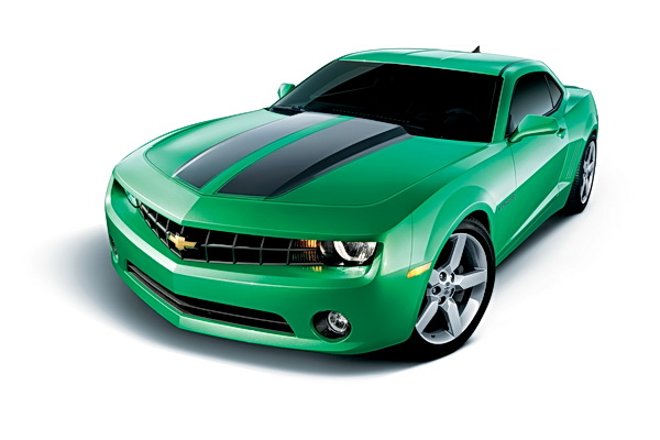synergy green camaro. 2010 Chevrolet Camaro Synergy