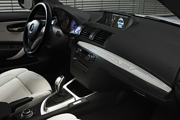 BMW ActiveE Interior