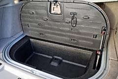 under-floor storage tray
