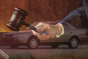1996 Camry on trial