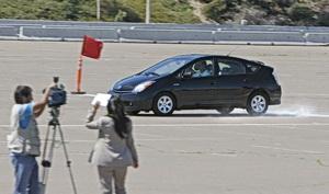 proving prius brakes work