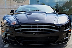 2010 AstonMartin DBS CarbonBlack
