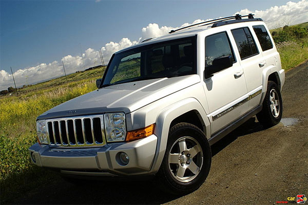 jeep commander overview car reviews and news at. Black Bedroom Furniture Sets. Home Design Ideas