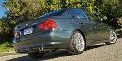 2010 BMW 3-Series 335d Sedan
