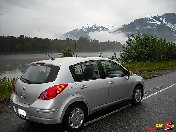 featured user review: 2008 nissan versa 5-door hatchback | car