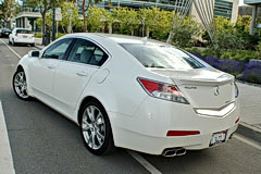2010 acura tl 6 speed manual sh awd review not the prettiest gal