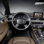 2011_Audi_A7 interior