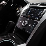 2011 Ford Explorer Limited series features a Sony audio system and HD radio