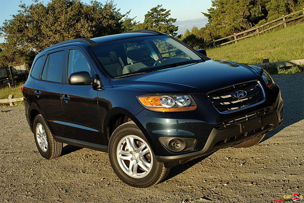 hyundai santa fe overview car reviews and news at. Black Bedroom Furniture Sets. Home Design Ideas