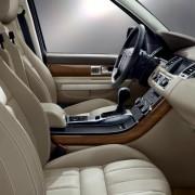 2012 Range Rover Sport Interior