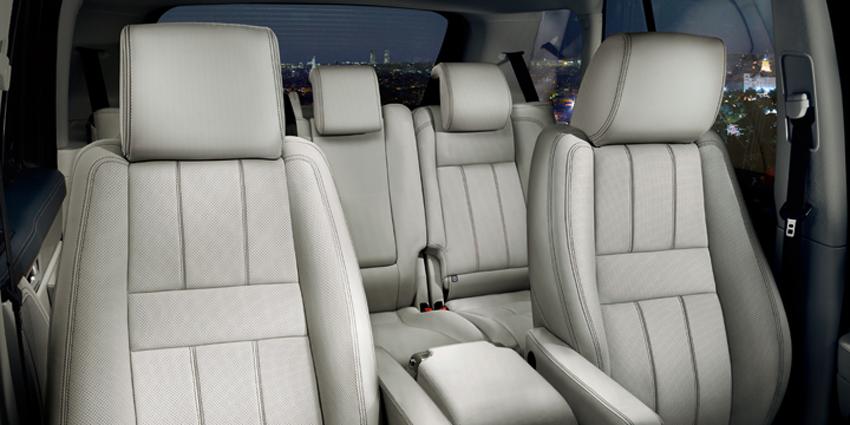 2012 Range Rover Sport Interior 2